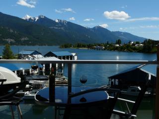 Kootenay Lake Waterfront Condo - Kaslo vacation rentals