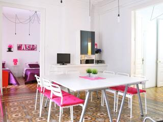 CITY CENTRE FUN, up to 12 guests! - Barcelona vacation rentals