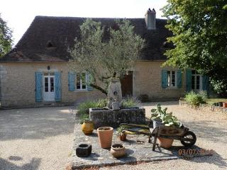 Nice Gite with Shared Outdoor Pool and Television - Fossemagne vacation rentals