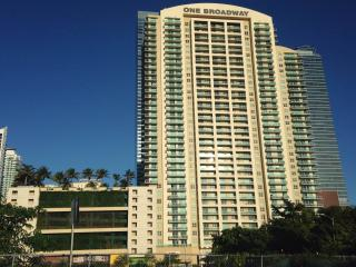 Luxury Suites at One Broadway by LYX, Sea View - Brickell vacation rentals
