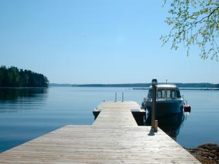 Cozy 2 bedroom Padasjoki Villa with Deck - Padasjoki vacation rentals