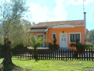 Cozy Villa -4 beds in a green surrounding in Corfu - Lefkimi vacation rentals