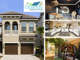Orlando Theme Home: Every Room is a New Adventure! - Orlando vacation rentals