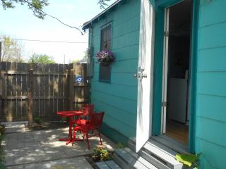1 bedroom Cottage with Internet Access in New Orleans - New Orleans vacation rentals