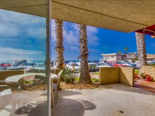 Ocean Front Condo #1 - Pacific Beach vacation rentals