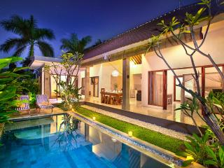 VILLA SAUDARA 2 - PRIME LOCALE, ONLY 75M TO BEACH - Denpasar vacation rentals