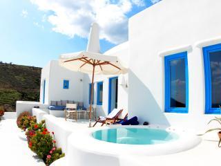 illusion Villa - Exceptional Private Villa with Outdoor Jacuzzi - Akrotiri vacation rentals