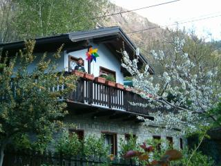 Nice House with Housekeeping Included and Television - Montjovet vacation rentals