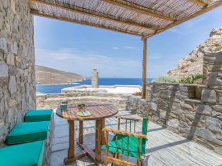 ASPES VILLAS near PSILI AMMOS BEACH in CYCLADES - Agios Ioannis vacation rentals