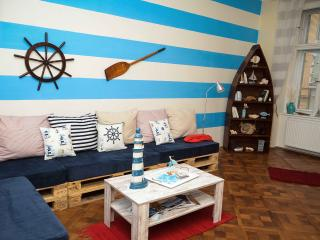 Nautical apartment with 2 bathrooms - Prague vacation rentals