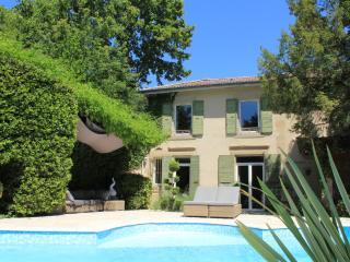 Maison d'Hôtes Le Cygne Noir, piscine chauffée - Romans-sur-Isere vacation rentals