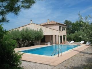 Bright 4 bedroom Carces Villa with Internet Access - Carces vacation rentals