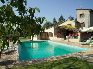 Perfect 6 bedroom Penna in Teverina Farmhouse Barn with Internet Access - Penna in Teverina vacation rentals
