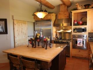 Picturesque Luxury 5BR Creekside with Lone Peak Views - Montana vacation rentals