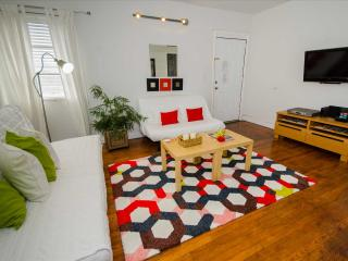 Beautiful 2-BR Apartment at the Historic Roads - Walking Distance to Metro-Rail - Miami vacation rentals