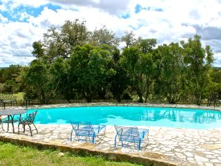 300 Acre Private Ranch with Pool and 360' Views - Wimberley vacation rentals