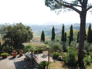 Ideal summer vacation villa with panoramic terraces and pool. SAL FAN - Capannori vacation rentals