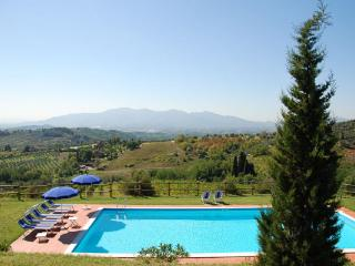 Situated on the slopes of the Luccan hills overlooking an ancient borgo. SAL FUB - Lucca vacation rentals