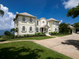 Spectacular West Coast views form this coral stone home- 10 minute drive from the beach. RL GIN - Saint Lucy vacation rentals