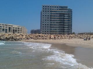 Luxury apt on the beach with excellent sea views! - Herzlia vacation rentals