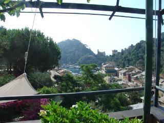 Portofino villa overlooking the harbor and village. SAL ULI - Portofino vacation rentals