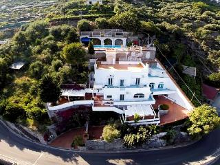 Perched over the Mediterranean Sea, halfway between Amalfi and Ravello. BRV CAR - Furore vacation rentals