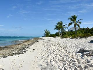 On the westward side of Grace Bay Beach, find swimming access a 5 minute stroll from the property. TNC HOO - Leeward vacation rentals