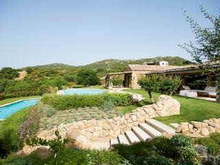 A large villa with sweeping views of the Italian countryside. HII CDA - Sardinia vacation rentals