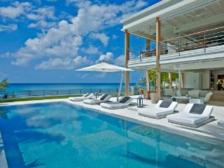 Totally exclusive beachfront villa on Barbados' west coast. WCV DRM - The Garden vacation rentals