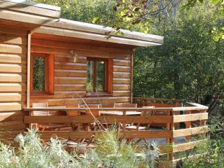 Gite des libellules 4 étoiles en pleine nature - Joncels vacation rentals