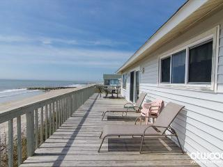 Corrigan - Perfectly Sized Beach Front Home - Edisto Island vacation rentals