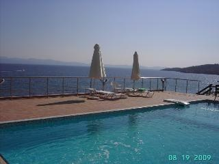 AGNANTI VILLA- 5 STEPS FROM THE SEA - Paliouri vacation rentals