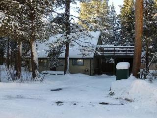 1207S-Woodsy cabin with fenced backyard, close to skiing and trail access - South Lake Tahoe vacation rentals
