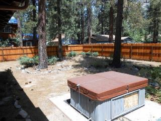 941B-Great cabin in area of original Tahoe cabins, gas fireplace and hot tub, new wood floors - South Tahoe vacation rentals
