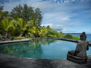 Hilo Shangrila- Oceanfront Bliss - Hilo District vacation rentals