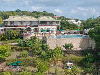 Seaside Luxury Garden Villa & Romantic Sugar Mill Tower - Conveniently Located - Lance Aux Epines vacation rentals