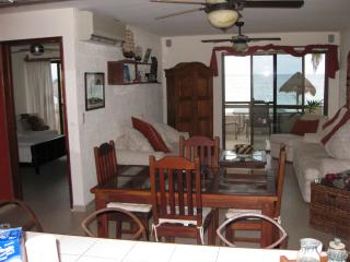 Perfect Condo with Internet Access and Garden - Playa Mujeres vacation rentals