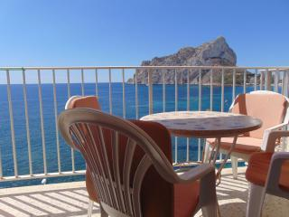 Apartment Ifach-3 - Seafront apartment with spectacular panoramic views - Calpe vacation rentals