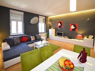 Apartment Secret Garden very central, garden view - Zagreb vacation rentals