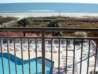 Ocean One 415 - Oceanfront 4th Floor Condo - Hilton Head vacation rentals
