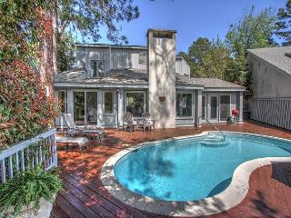 8 Windjammer Harbour Town Home Private Pool, Free Bikes, Tennis, Pet Friendly - Hilton Head vacation rentals