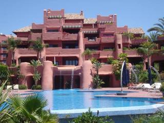 Beach Front Garden Apartment in 5* Complex - Estepona vacation rentals