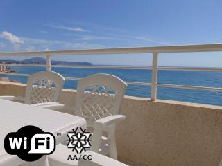 Apartment with pool and sea views  -Apolo16 15º-70 - Calpe vacation rentals