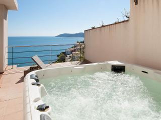 Sea-front villa stunning views - Llanca vacation rentals