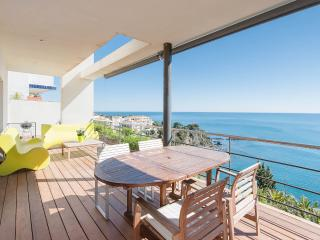 Sea-front villa stunning views - Llanca vacation rentals