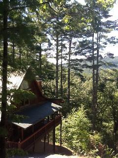 Mountain Cabins, Aska Road in Blue Ridge, Georgia - Blue Ridge vacation rentals