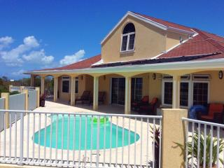 Westview, 4/5 bedroom villa with spectacular water views and amazing sunsets - Long Bay Beach vacation rentals