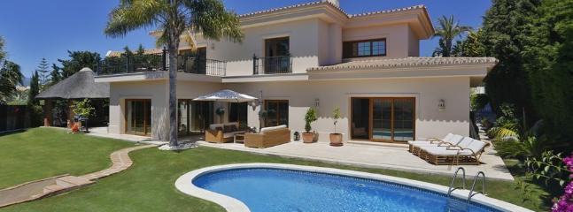 Beautiful Villa in Puerto Banus - Province of Malaga vacation rentals