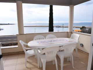 Besty A19 apartment for 6pax on first floor - Novalja vacation rentals