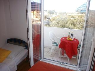 Cozy Apartment 1 for 3 with air conditioning and balconies - Tribunj vacation rentals